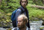 Unterwegs in den Bergen: Daniel London und Will Oldham