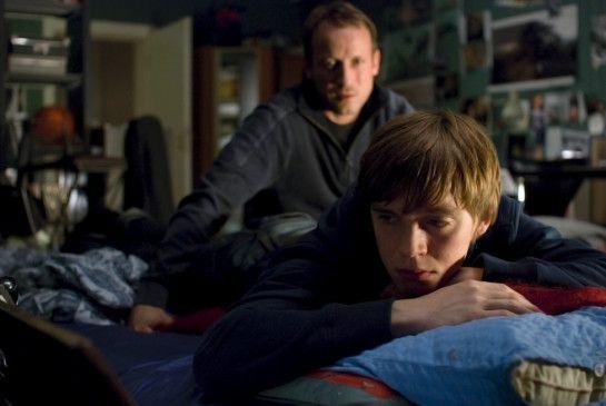 Claas (Wotan Wilke Möhring) kommt nicht mehr an seinen Sohn Jakob (Jonas Nay) heran