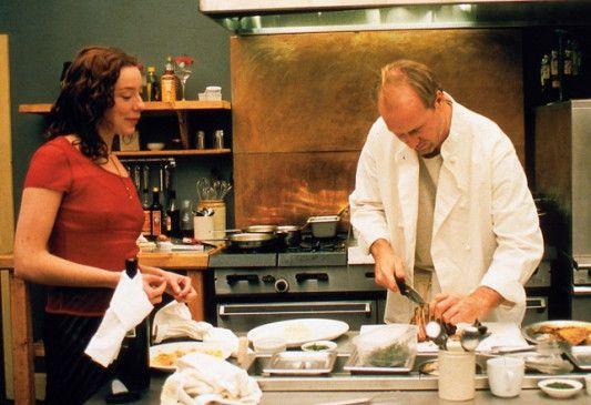 Du kannst doch gar nicht kochen! Molly Parker und William Hurt