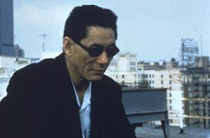 Klar spiele ich wieder die Hauptrolle! Takeshi  Kitano als Yakuza-Offizier Yamamoto