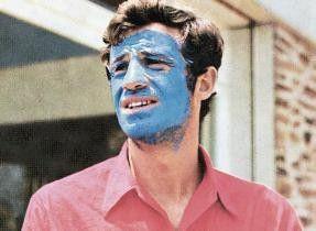 Irgendwie komme ich mir blau vor! Jean-Paul Belmondo