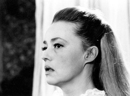 Virginie (Jeanne Moreau) soll ihrem Mann einen Nachkommen schenken ...