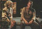 Ein ruhiges Plätzchen hier! Nicole Kidman und Paul Bettany