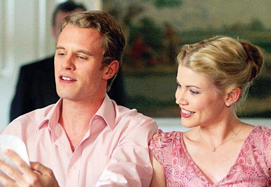 Dürfen sie nicht heiraten? Luke Mably und Kam Heskin