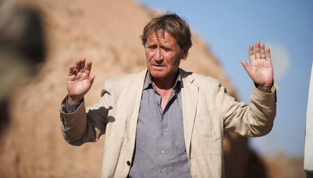 Ich bin nur ein harmloser Arzt! Matthias Habich im Irak