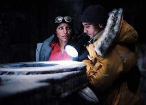 Was haben wir denn da gefunden? Sanaa Lathan mit Beleuchter