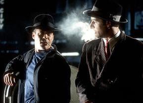 Gequalmt wird immer: Robert Downey jr. (l.) und Jeremy Northam