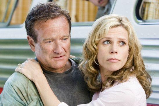 Vom Pech verfolgt: Robin Williams