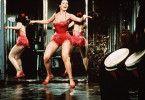 """Lois Land (Ann Miller) feiert ihre erste größere Bühnenrolle als """"Bianca"""""""