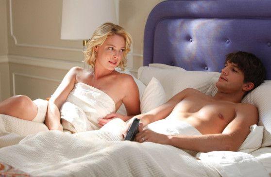 Sogar die Action im Bett ist schlecht: Katherine Heigl und Ashton Kutcher