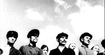 Land und Leute: Die Kulaken proben den Aufstand