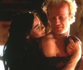 Lass' mich an deiner Schulter knuspern! Elodie Bouchez und Laurent Grévill