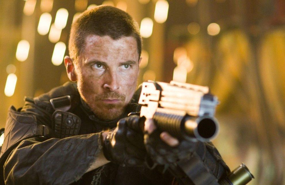 Ich mache die Maschinen platt! Christian Bale als John Connor