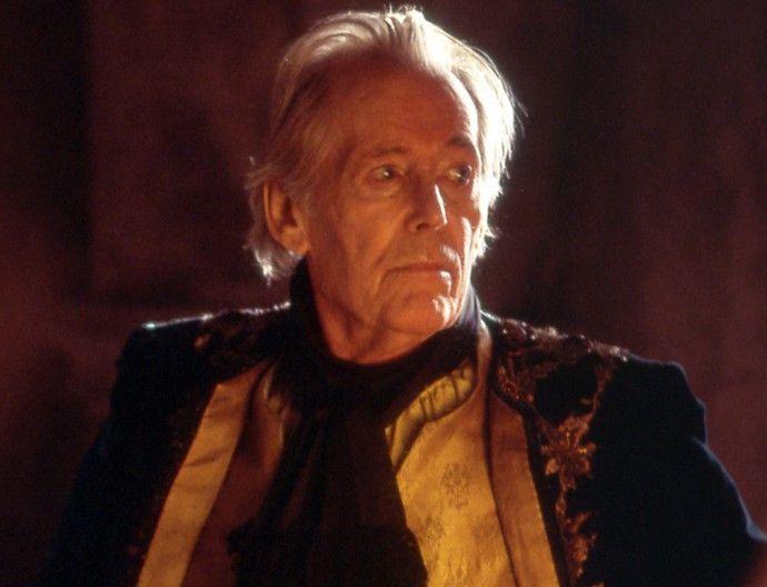 Peter O'Toole glänzt in der Rolle de alten Casanova