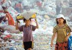 Tödliche Fundgrube für die ärmsten Philippinos: Müllhalde in Pataya auf den Philippinen