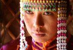 Die schöne Yu Nan als Tuya