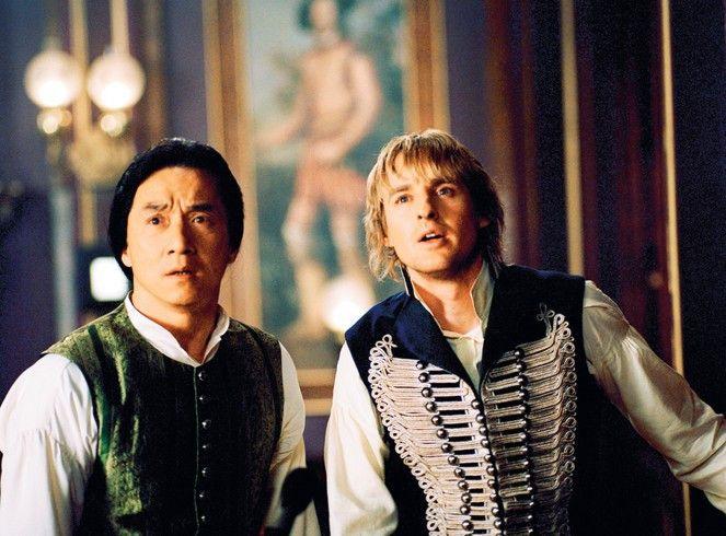 Überzeugen einmal mehr als ungleiches Paar: Jackie Chan (l.) und Owen Wilson