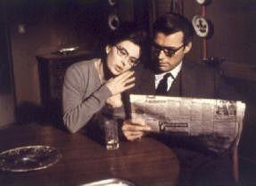 Langweiliges Eheleben: Silvana Mangano und Clint Eastwood