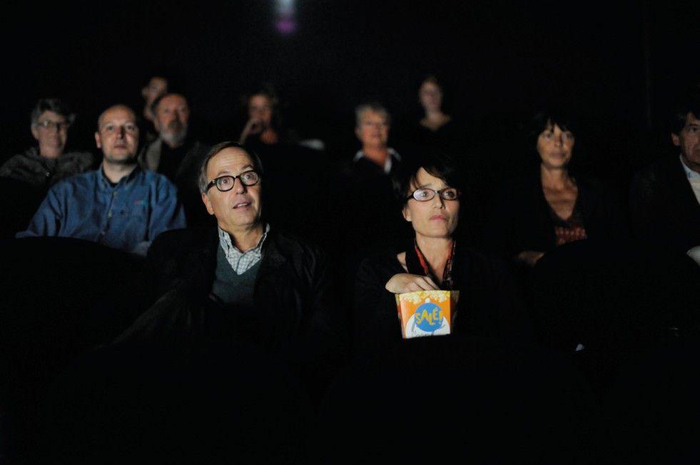 Entspannung im Kino: Fabrice Luchini und Kristin Scott Thomas
