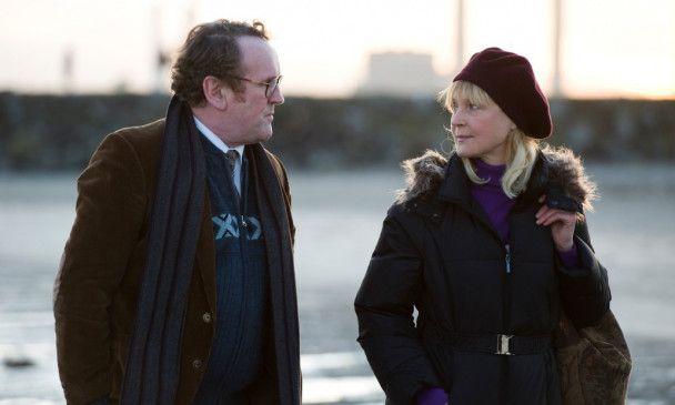 Zarte Bande: Colm Meaney und Milka Ahlroth
