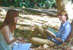 Frisch verliebt: Zoe Kazan und Paul Dano