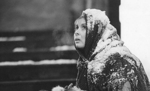 Gibt als Bäuerin Gertrud eine schauspielerische Glanzvorstellung: Ursula Karusseit