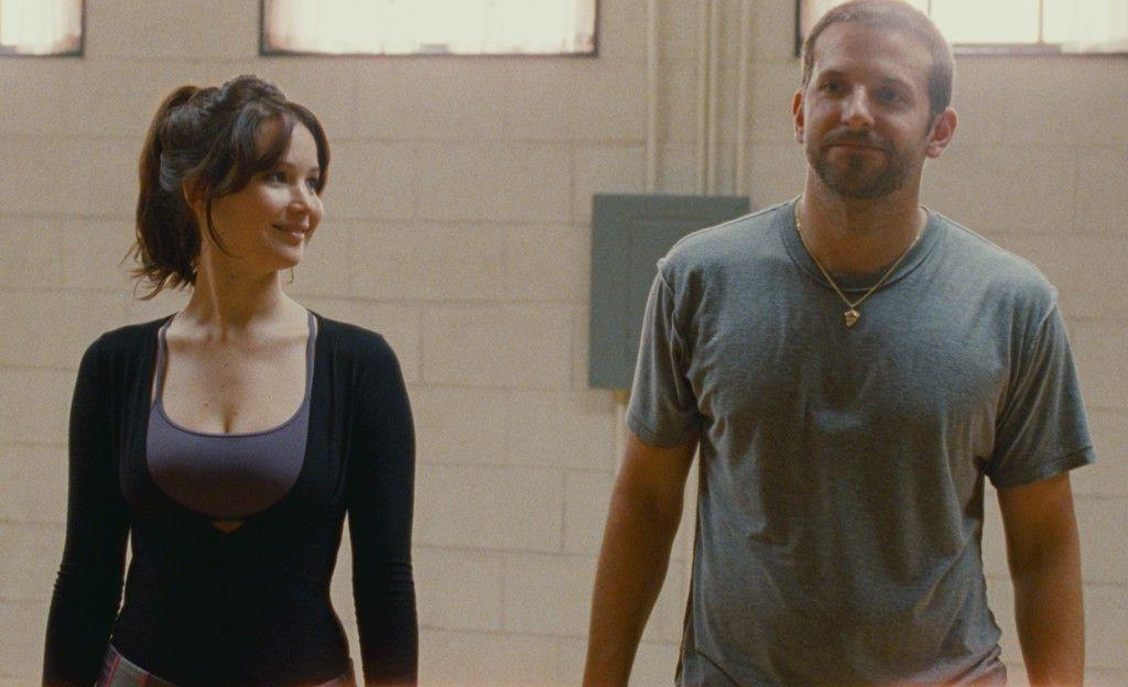 Finden zueinander: Jennifer Lawrence und Bradley Cooper