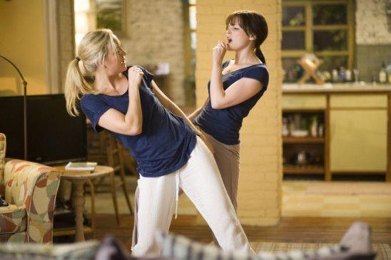 Freundinnen unter sich: Kate Hudson (l.) und Ginnifer Goodwin