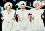 Wir sind Kleinkinder: Jack Buchanan, Nanette Fabray und Fred Astaire (r.)