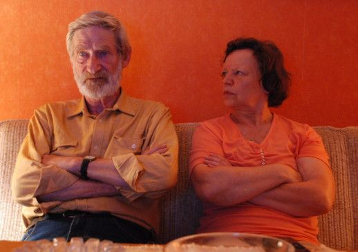 Ehekrise: Ursula Werner und Horst Rehberg