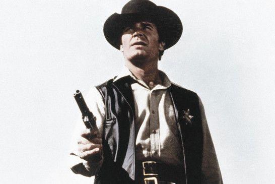 James Garner bringt als Sheriff das  Westernkaff auf Vordermann