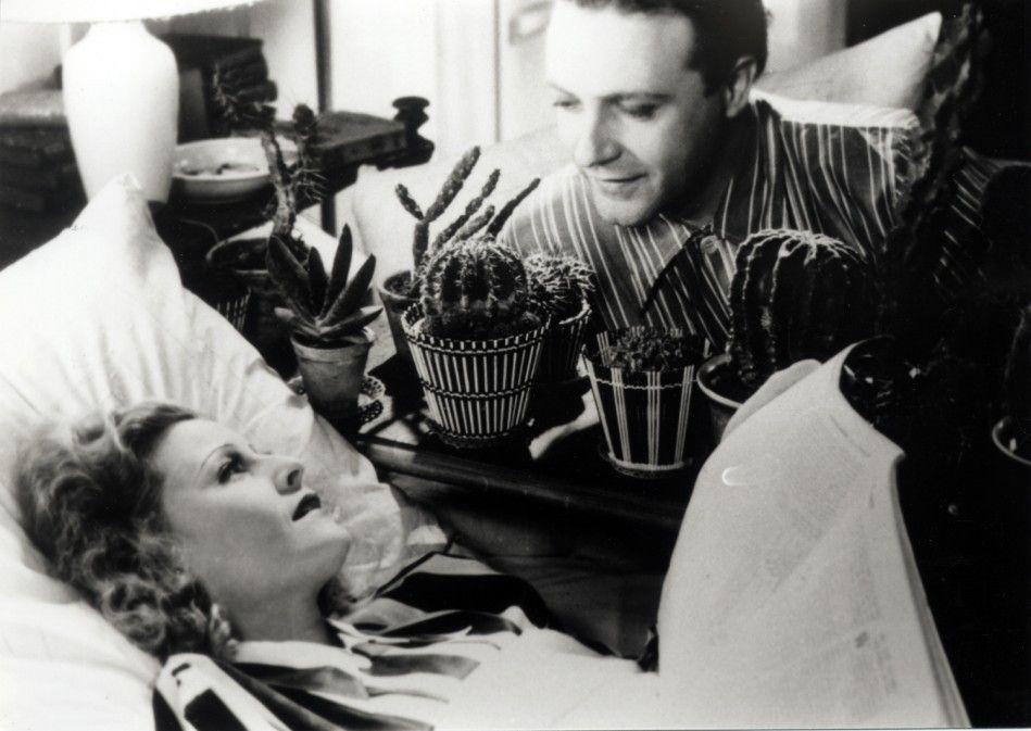 Gil Taylor (Willy Fritsch) hat Ann Garden (Lilian Harvey) aus den Mühlen der Justiz befreit