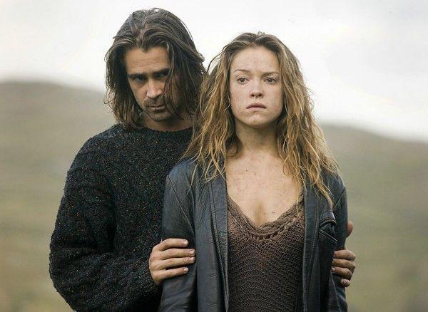 Der Mann und die Frau aus dem Meer: Colin Farrell und Alicja Bachleda-Curus