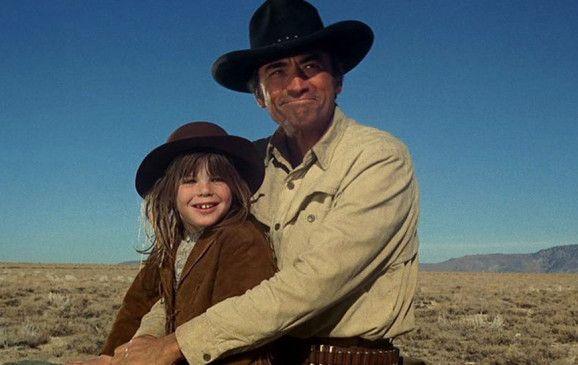 Gregory Peck mit Klotz am Bein (Dawn Lyn)