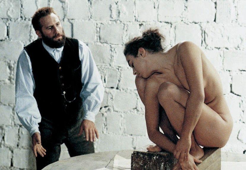 Der Bildhauer und sein Modell: Gérard Depardieu und Isabelle Adjani
