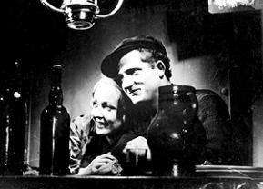 Noch können Juliette (Dita Parlo) und Jean (Jean Dasté) lachen