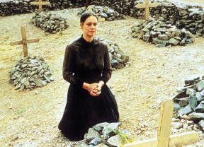 So lasset uns beten! Pernilla August, Ehefrau des  Regisseurs