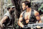 Verdammt, da ist das Ding! Arnie und Carl Weathers im Einsatz
