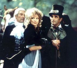 Prominente Märchenfiguren: Iris Berben, Michael  Degen (rechts) als König und Königin