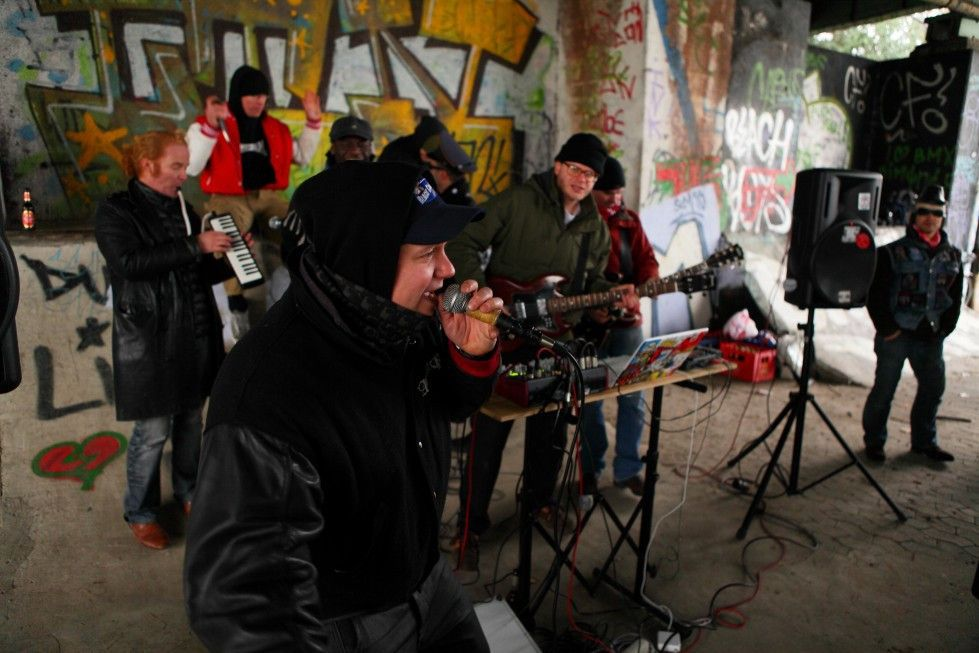 Auch 'ne Art Volksmusik - das kölschinternationale Ragga-Kollektiv Bambam Babylon Bajasch