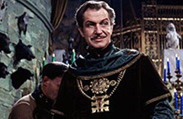 """Ich hab' doch keine Angst vorm """"roten Tod""""! Vincent Price als Prospero"""