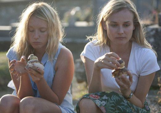 Ungleiche Schwestern: Ludivine Sagnier (l.) und Diane Kruger