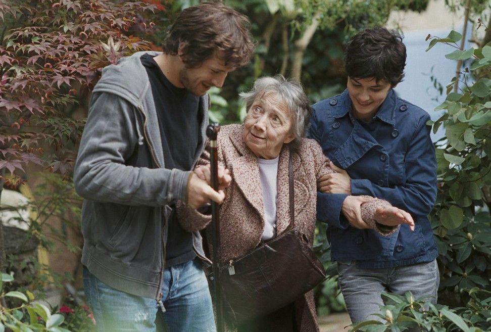 Auch die Oma ist einsam! Guillaume Canet und Audrey Tautou helfen