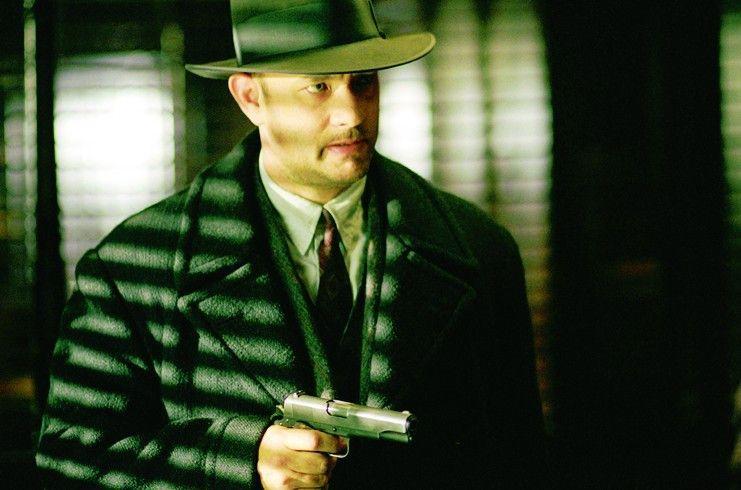Jetzt bin ich aber sauer! Tom Hanks als Killer Michael O'Sullivan