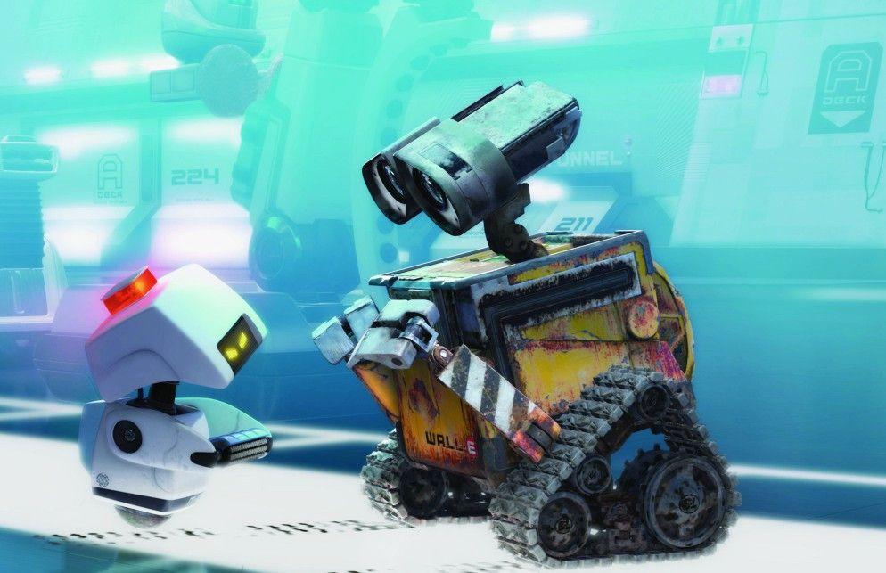 WALL-E soll gesäubert werden