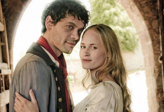 Werden Amanda (Inez Bjørg David) und Anton (Carlo Ljubek) ihr Glück finden?