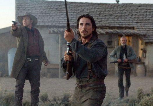 Wo ist der Gangster hin? Christian Bale im Wilden Westen