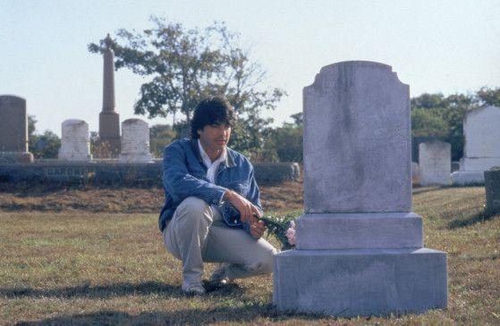 David (Peter Gallagher) kommt nicht über den Tod seiner Frau hinweg