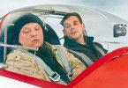 Schön hier oben, was? Alexander Beyer (r.) und Axel Prahl