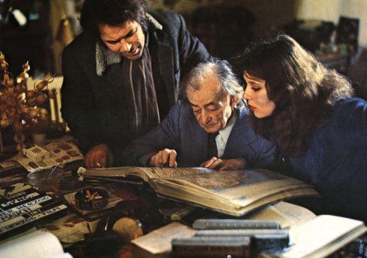 Stroszek (Bruno S., l.) und Eva (Eva Mattes) wollen ein neues Leben beginnen
